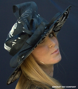At The Track Derby Hat