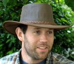 Barmah Drover Hiking Hat