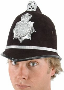 British Bobby Police Hat