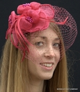 British Wedding Fascinator Hat