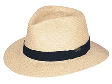 BROOKS PANAMA  HAT