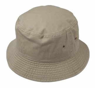 Bucket Hat, 100% Cotton