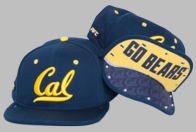Go Bears! CAL Rally Flip Cap Snap Back