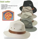 Canvas Safari Hat by Scala