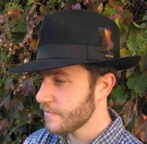 Downs Fedora by Stetson