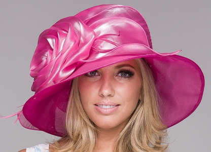 Easy Travelling Kentucky Derby Hat