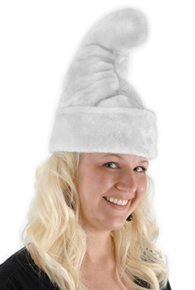 ELOPE Little Blue People White Hat