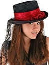Gothic Rose Top Hat, ELOPE