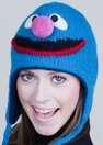 Grover Hat Wool Knit