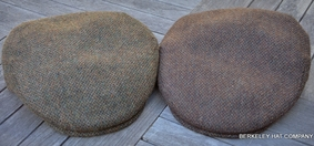 Irish Barleycorn Wool Tweed Flat Cap (IR76)