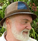 Irish Donegal Tweed Patchwork Walking Hat  (IR36)