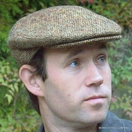 Irish Ivy Cap, Brown Heavy Weight   (IR52)