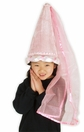 Kids Princess Hat, pink