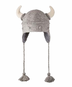 Knit Viking Hat, Original Delux