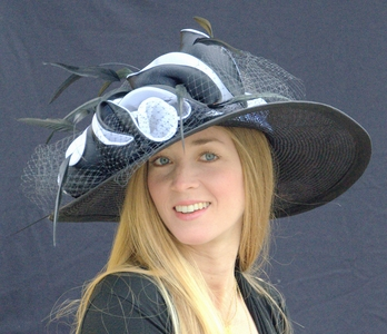 Larissa Hat by Christine A. Moore