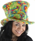 Madhatter Psychedelic Fur Hat