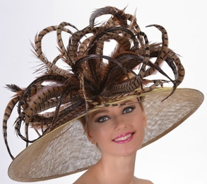 Off To The Races Kentucky Derby Hat