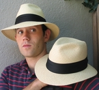 PANAMA HATS AND STRAW  HATS