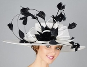Rodeo Drive Kentucky Derby Hat