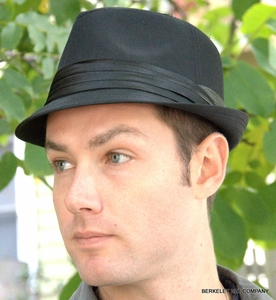 Short Brim Fedora Hat