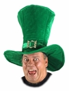 St Paddy's Green Top Hat