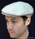 the Pete- Plaid Summer Italian Ivy Cap