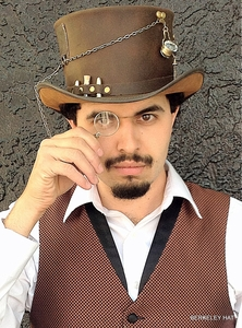 TOP HATS, DERBIES  & STEAMPUNK