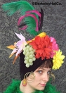 TROPICALIA Brazilian Fruit Hat