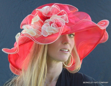 Ultimate Hat for the Kentucky Derby