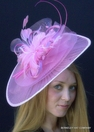 Happy-Go-Lucky Derby Fascinator