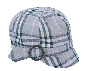 Women's Cotton Cabby Cap