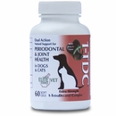 1-TDC Periodontal & Joint Health for Dogs & Cats (60 softgels) by Elite Vet