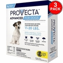 12 MONTH Provecta Advanced for Medium Dogs (11-20 lbs)