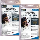 12-PACK Fiproguard Flea & Tick Squeeze-On for Dogs 89-132 lbs
