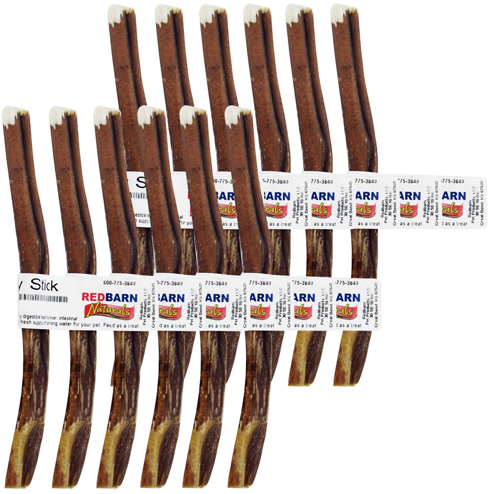12 pack redbarn 9 bully stick. Black Bedroom Furniture Sets. Home Design Ideas