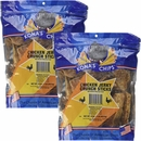 2-PACK Kona's Chips Chicken Jerky Crunch Sticks for Dogs (32 oz)
