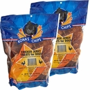 2-PACK Kona's Chips Chicken Jerky Treats for Dogs (32 oz)