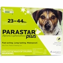 3 MONTH Parastar PLUS for Dogs - Green (23-44 lbs)