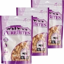 3-PACK Purebites Ocean Whitefish Dog Treat (2.55 oz)