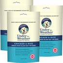 3-PACK Under the Weather Chicken & Rice (18 oz)