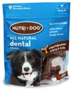 3M Nutri-Dog All Natural Dental Chews MEDIUM (9 ct)
