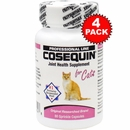 4- PACK Cosequin® for Cats 80 Count (320 CAPSULES)