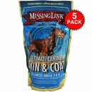 5 Pack Missing Link - Ultimate Skin & Coat (1 lb)