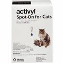 6 MONTH Activyl Spot-On for Cats (over 9 lbs)