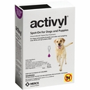 6 MONTH Activyl Spot-On for Large Dogs & Puppies (44-88 lbs)