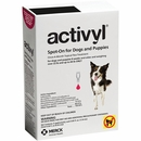 6 MONTH Activyl Spot-On for Medium Dogs & Puppies (22-44 lbs)