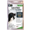 6-PACK Fiproguard Flea & Tick Squeeze-On for Dogs 23-44 lbs