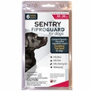 6-PACK Fiproguard Flea & Tick Squeeze-On for Dogs 45-88 lbs