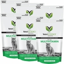 6-PACK NuCat Multivitamin for Cats (180 Bite-Sized Chews)