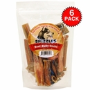 6-PACK Spizzles Beef Bully Sticks (48 oz)
